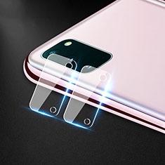 Protector de la Camara Cristal Templado C01 para Samsung Galaxy Note 20 5G Claro