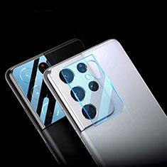 Protector de la Camara Cristal Templado C01 para Samsung Galaxy S21 Ultra 5G Claro