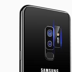Protector de la Camara Cristal Templado C01 para Samsung Galaxy S9 Plus Claro