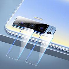 Protector de la Camara Cristal Templado C01 para Vivo X50 5G Claro