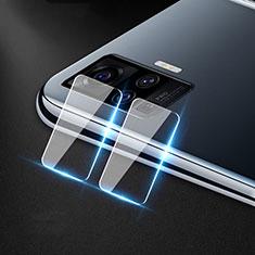 Protector de la Camara Cristal Templado C01 para Vivo X50 Pro 5G Claro