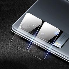 Protector de la Camara Cristal Templado C01 para Vivo X60 Pro 5G Claro