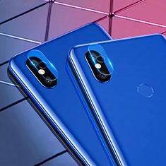 Protector de la Camara Cristal Templado C01 para Xiaomi Mi Mix 3 Claro