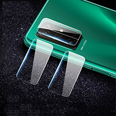 Protector de la Camara Cristal Templado C02 para Huawei Honor 30S Claro