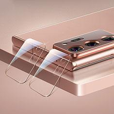 Protector de la Camara Cristal Templado C02 para Samsung Galaxy Note 20 Ultra 5G Claro