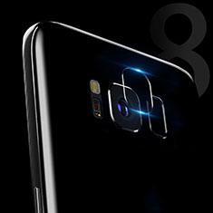 Protector de la Camara Cristal Templado C02 para Samsung Galaxy S8 Plus Claro