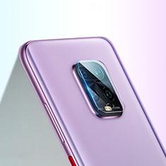 Protector de la Camara Cristal Templado C02 para Xiaomi Redmi Note 9S Claro