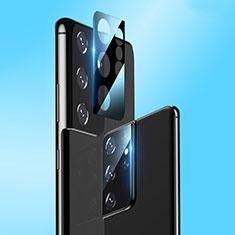 Protector de la Camara Cristal Templado C03 para Samsung Galaxy S21 Ultra 5G Claro