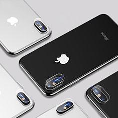 Protector de la Camara Cristal Templado P01 para Apple iPhone Xs Max Claro