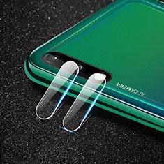 Protector de la Camara Cristal Templado para Huawei Enjoy 10 Claro