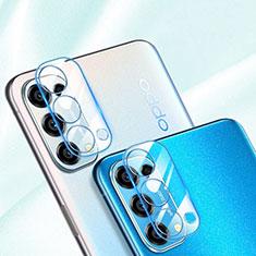 Protector de la Camara Cristal Templado para Oppo Reno5 Pro 5G Claro