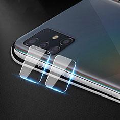 Protector de la Camara Cristal Templado para Samsung Galaxy A51 4G Claro