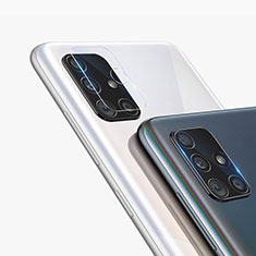 Protector de la Camara Cristal Templado para Samsung Galaxy A71 5G Claro