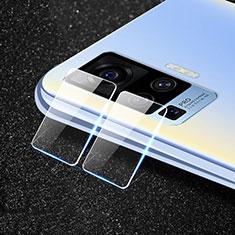 Protector de la Camara Cristal Templado para Vivo X50 Pro 5G Claro