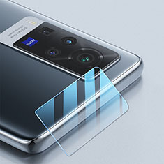 Protector de la Camara Cristal Templado para Vivo X60 Pro 5G Claro