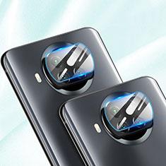 Protector de la Camara Cristal Templado para Xiaomi Mi 10T Lite 5G Claro