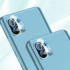 Protector de la Camara Cristal Templado para Xiaomi Mi 11 5G Claro