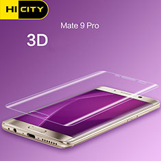 Protector de Pantalla Cristal Templado 3D para Huawei Mate 9 Pro Claro