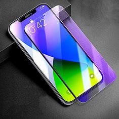 Protector de Pantalla Cristal Templado Anti luz azul B01 para Apple iPhone 12 Pro Claro