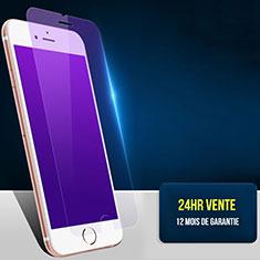 Protector de Pantalla Cristal Templado Anti luz azul B01 para Apple iPhone 7 Azul