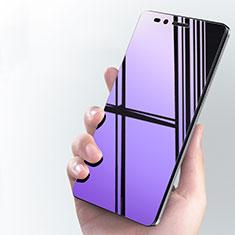 Protector de Pantalla Cristal Templado Anti luz azul B01 para Huawei Honor Play 5X Azul