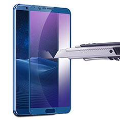 Protector de Pantalla Cristal Templado Anti luz azul B01 para Huawei Honor View 10 Azul