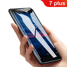 Protector de Pantalla Cristal Templado Anti luz azul B01 para Nokia 7 Plus Claro