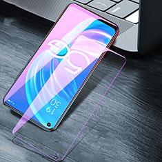 Protector de Pantalla Cristal Templado Anti luz azul B01 para Oppo A73 5G Claro