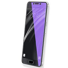 Protector de Pantalla Cristal Templado Anti luz azul B02 para Samsung Galaxy C7 SM-C7000 Azul