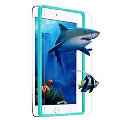 Protector de Pantalla Cristal Templado Anti luz azul F01 para Apple iPad Mini 4 Azul