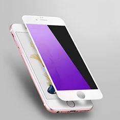 Protector de Pantalla Cristal Templado Anti luz azul L03 para Apple iPhone 6S Blanco