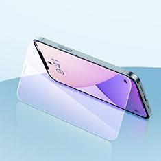 Protector de Pantalla Cristal Templado Anti luz azul para Apple iPhone 12 Pro Claro