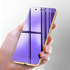 Protector de Pantalla Cristal Templado Anti luz azul para Huawei Honor 6 Azul