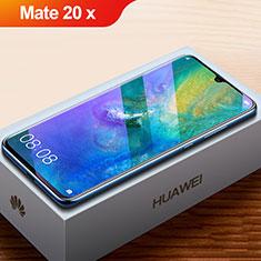 Protector de Pantalla Cristal Templado Anti luz azul para Huawei Mate 20 X Claro