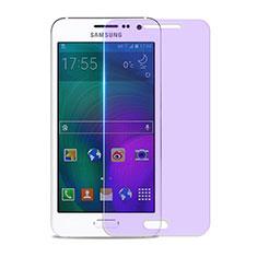 Protector de Pantalla Cristal Templado Anti luz azul para Samsung Galaxy A3 Duos SM-A300F Claro