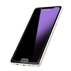 Protector de Pantalla Cristal Templado Anti luz azul para Samsung Galaxy A5 (2016) SM-A510F Azul
