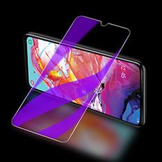 Protector de Pantalla Cristal Templado Anti luz azul para Samsung Galaxy A70S Claro
