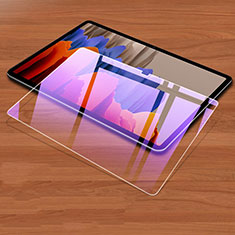Protector de Pantalla Cristal Templado Anti luz azul para Samsung Galaxy Tab S7 Plus 5G 12.4 SM-T976 Claro