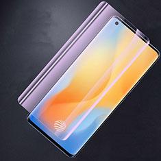 Protector de Pantalla Cristal Templado Anti luz azul para Vivo X51 5G Claro