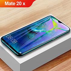 Protector de Pantalla Cristal Templado Integral Anti luz azul F02 para Huawei Mate 20 X 5G Negro