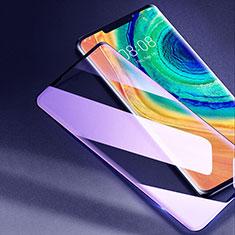 Protector de Pantalla Cristal Templado Integral Anti luz azul F02 para Huawei Mate 30 Pro 5G Negro