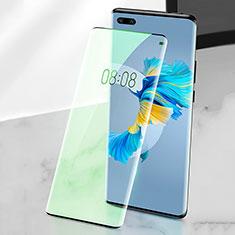 Protector de Pantalla Cristal Templado Integral Anti luz azul F02 para Huawei Mate 40 Pro Verde