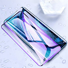 Protector de Pantalla Cristal Templado Integral Anti luz azul F02 para Oppo Find X2 Negro
