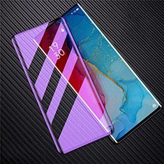 Protector de Pantalla Cristal Templado Integral Anti luz azul F02 para Oppo Find X2 Neo Negro