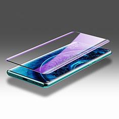 Protector de Pantalla Cristal Templado Integral Anti luz azul F02 para Oppo Find X2 Pro Negro