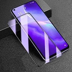 Protector de Pantalla Cristal Templado Integral Anti luz azul F02 para Oppo Reno5 5G Negro