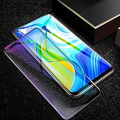 Protector de Pantalla Cristal Templado Integral Anti luz azul F02 para Xiaomi Redmi Note 9 Negro