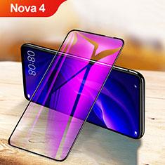 Protector de Pantalla Cristal Templado Integral Anti luz azul F03 para Huawei Nova 4 Negro