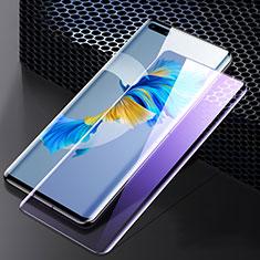 Protector de Pantalla Cristal Templado Integral Anti luz azul F05 para Huawei Mate 40 Pro Negro