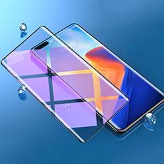 Protector de Pantalla Cristal Templado Integral Anti luz azul F06 para Huawei Mate 40 Pro Negro
